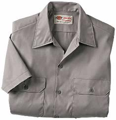 Dickies 1574 SHORT SLEEVE WORK SHIRT #1574
